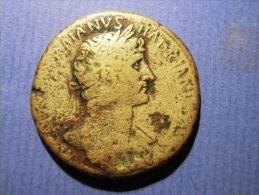 HADRIANUS (Hadrian/Hadrien))117-138 AESesterz/Sesterce LIBERTAS RESTITVTA - 3. Die Antoninische Dynastie (96 / 192)