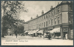Seaforth Road Liverpool - Wrench Series Postcard - Liverpool