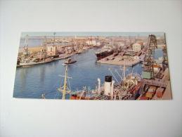 LIVORNO     PORTO  NAVE   BABY  CARD  TOSCANA   VIAGGIATA  COME DA FOTO * - Livorno