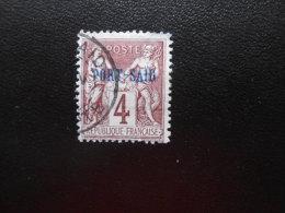 PORT SAID : N° 4 Oblitéré - Port-Saïd (1899-1931)