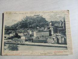 AK SALZBURG 1900 //  W7395 - Salzburg Stadt