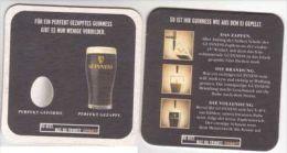 Guinness , Du Bist Was Du Trinkst - So Ist Ihr Guiness Wie Aus Dem Ei Gepellt - Sous-bocks