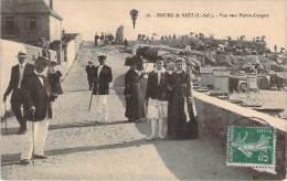 44 - Bourg-de-Batz - Vue Vers Pierre-Longue - Batz-sur-Mer (Bourg De B.)