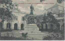 .CORDOBA ( Monument Dedie Au Fondateur De L( Universite ) - Argentina