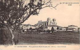 43 - La Chaise-Dieu - Vue Générale Nord-Ouest - La Chaise Dieu