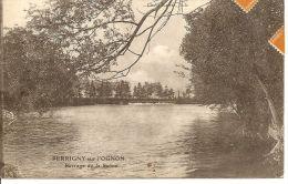 Perrigny-sur-l'Ognon - Barrage De La Saône - France