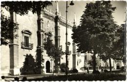 Valladolid - Colegio De Santa Cruz - Fachada - Valladolid