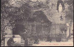 CPA - (73) Abbaye De La Trappe D'Aiguebelle - La Grotte De Lourdes - Aiguebelle