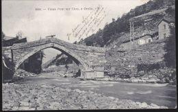 CPA - (73) Orelle - Vieux Pont Sur L'Arc - France