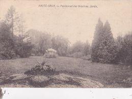 HAUTE-CROIX : Pensionnat Des Ursulines - Jardin - Pepingen
