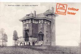 HAN SUR LESSE - Le Chalet Des Masures- Superbe Carte - Rochefort