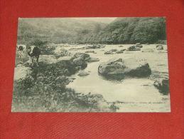"""AMBLEVE -    Vallée De L´Amblève -    """" Fonds De Quarreux """"  -  1922  - (2 Scans) - Amblève - Amel"""