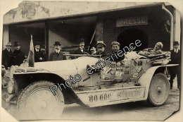 Photo Automobile Voiture Celebrity Car 1914 RUSSIE RUSSIA POLOGNE POLAND - Automobile