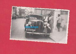 Photo Ancienne - Belle Automobile Ancienne à Identifier - - Cars