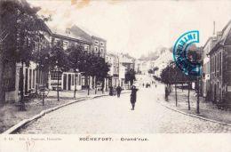 ROCHEFORT - La Grand'Rue (animée) - Rochefort