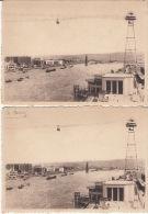 Liège- Carte Officielle Expo Internationale De 1939 (panorama, Péniches, Les 2 Cartes) - Liege