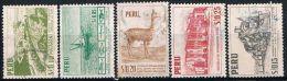 2820 - Peru 1952-59  - Usado - Peru