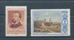 1952. Sovjetunion - Unclassified