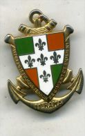 Insigne Du 11° Rgt D'Artillerie De Marine___ - Landmacht