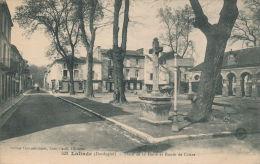 LALINDE -  Place De La Halle Et Route De Couze - France