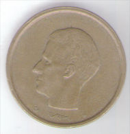 BELGIO 20 FRANCS 1980 - 1951-1993: Baudouin I