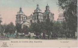 "SOUVENIR DE CORDOBA ( "" La Cathedrale "") - Argentina"