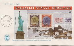 FDC - 1995 - Grönland