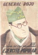 GENERAL ROJO 1938 LA BATALLA DEL EBRO JULIO-NOVIEMBRE EJERCITO POPULAR LA ALMOLDA ZARAGOZA - [ 3] 1936-1975 : Régence De Franco