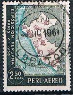 2826 - Peru 1958  - Usado - Peru