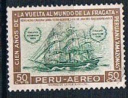 2828 - Peru 1961  - Usado - Peru