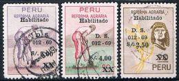 2834 - Peru 1969  - Usado - Peru
