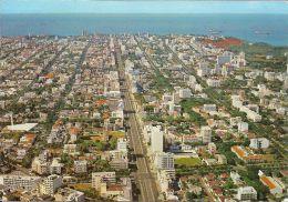 Lourenço Marques  Vista Da Cidade.  Aerial View.    # 01822 - Mozambique