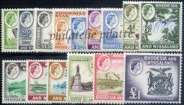 -Rhodésie Nyassaland 19/32** - Rhodesien & Nyasaland (1954-1963)
