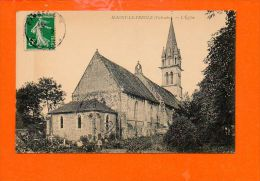 14 MAGNY Le FREULE : L'église - France