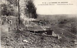 51 La Harazee, Installations En Foret - France