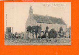 14 MATHIEU : L'église - France