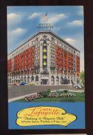 NEW YORK HOTEL LAFAYETTE - Postcards