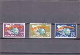Jamaica Nº 395 Al 397 - Jamaica (1962-...)