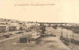 24 - AYAMONTE - VISTA PANORAMICA DE LA CIUDAD - Huelva