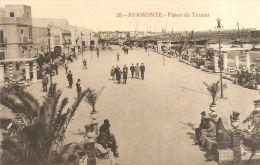 26 - AYAMONTE - PASEO DE TETUAN - Huelva