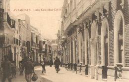 27 - AYAMONTE - CALLE CRISTOBAL COLON - Huelva