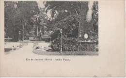 RIO DE JANEIRO ( Jardin Public .) - Rio De Janeiro