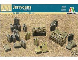 - ITALERI - Maquette Jerrycans - 1/35°- Réf 402 - Plans, Dioramas