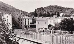 AMELIE LES BAINS Le Pont Du Mondony Animé Voiture - France