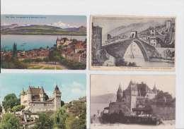 13 / 11 / 283  -  LOT  DE  12 CPSM  &  CPA  DE  NYONS - Avec Scans - Cartes Postales