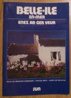 Guide Touristique De Belle-île-en Mer 1981 - Bretagne