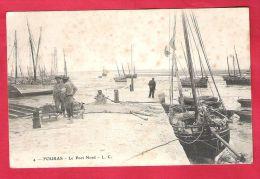 17-Fouras-le Port Nord  Belle Cpa Simple - Fouras-les-Bains