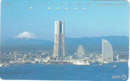 JAPAN - Volcano(251-246), Used - Volcanos