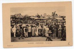 PORTO NOVO (DAHOMEY) - UN TAM TAM - Dahomey