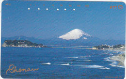 JAPAN - Volcano(251-324), Used - Volcans